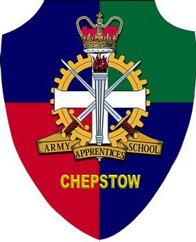 ARMY APPRENTICE SCHOOL CHEPSTOW PLAQUE